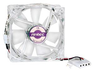 Вентилятор 120мм Antec PRO double ball-bearing 3pin, 4pin (  )